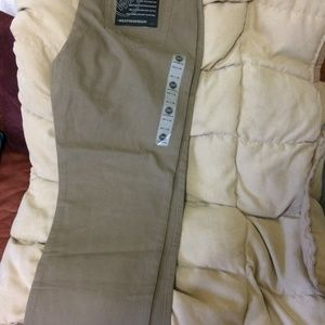 Canvas Weatherproof Pants 40x30 new with tags